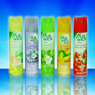 Hot sale & high quality air freshener spray for household/aerosol