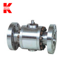 WCB ss forged ball valve