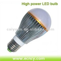 5W led bulb lamp with guaranteed for 2 years