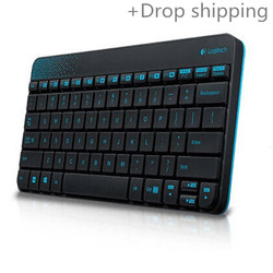 The wireless keyboard and mouse USB ultra-thin wireless mouse function keyboard for drop shipping and warehousing