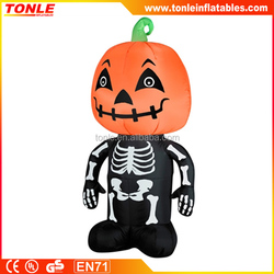 custom Inflatable Pumpkin Boy for sale