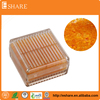 Eco Friendly Indicator Orange Fragrance Silica Gel For Camera