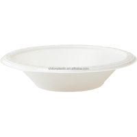 Bulk cheap white plastic bowl sets for New year