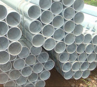 Green house Hot Dipped galvanized Pipe