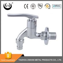 Gold supplier best price wall mounted 1/2 inch kitchen faucet brass bibcock tap water