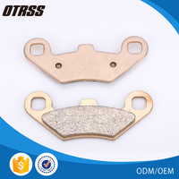 ATV brake pads sintered brake pad made in china for POLARIS