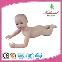 Environmentally friendly and recyclable child size mannequins
