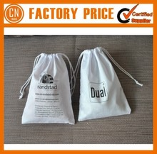 Cheap Mini Cotton Drawstring Bag