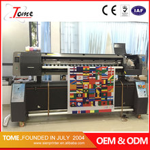 New product industrial flag textile plotter digital fabric dye sublimation printer printing machine