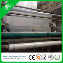 Clear UV stabilised green house mingi plastic film for greenhouse