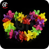 Hawaii Flower Necklace Lei