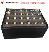 12 VBS 600 AH traction lead acid battery, traction lead-acid battery, 48v lead acid battery