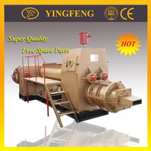 JJKR For Extrusion De-Airing Machine Making Clay Brick Double Stage Vacuum Extruder