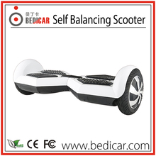 2016 New Design Self Balancing Electric Scooter Bluetooth Gyro Scooter