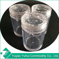 Plastic Jar,Plastic Sample Jar Container, PS Jar 3g,5g,10g,15g30g