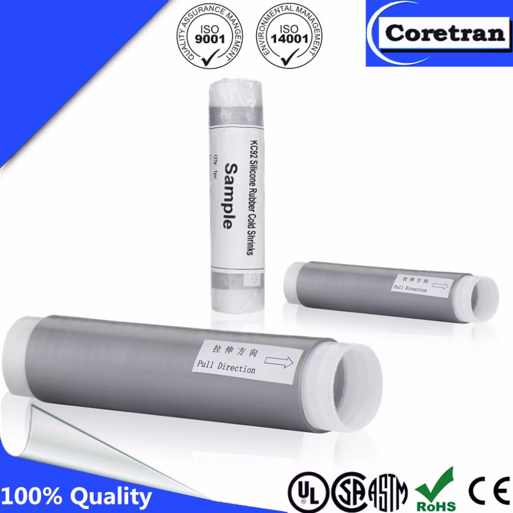 COTRAN professional KC92 Silicone Rubber Cold Shrink Waterproof Tube