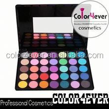 New listing 35 color natural waterproof shimmer & matte mineral eyeshadow pro art cosmetics