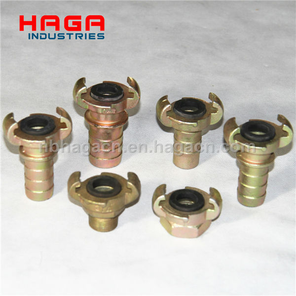 European Type Air hose coupling Claw coupling Eurpean hose coupling