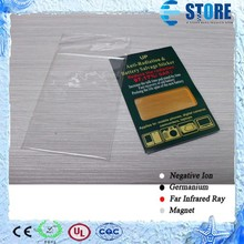 Energy saver sticker Anti Radiation Chips For Mobile Phones