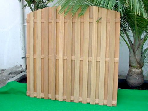 Garden Screen Fence