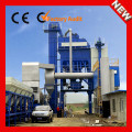 LB2000 thermal oil/direct heating asphalt mixing plant from China