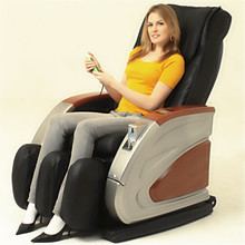 Commercial Use RT-M01 coin operated massage chair in Mexico