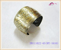 Fashion Antique Alloy Gold Bangle Bracelets