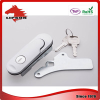 Heating Public Telephones electronic swing handle latching