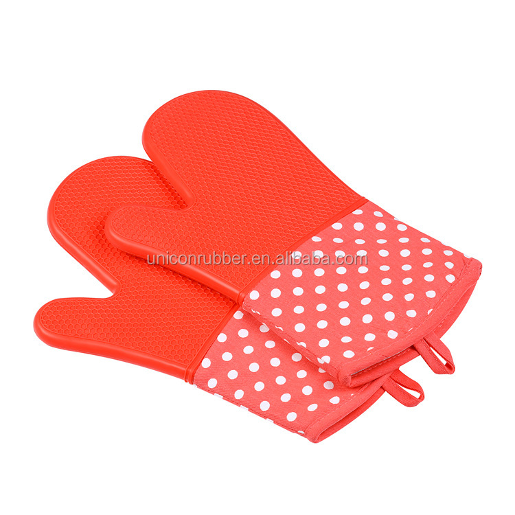 hot selling high quality wholesale silicone oven mitts