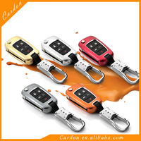 Wholesale Easy Inn Aluminum Car Key Shell With Key Chain,Car Key Cover For Chevrolet, Cruze Buick