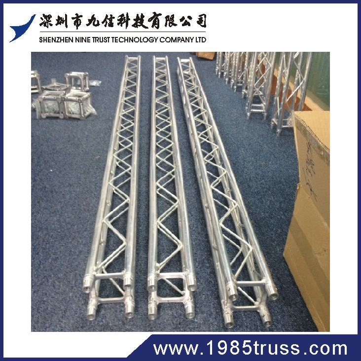 Aluminum mini exhibition booth truss for sale