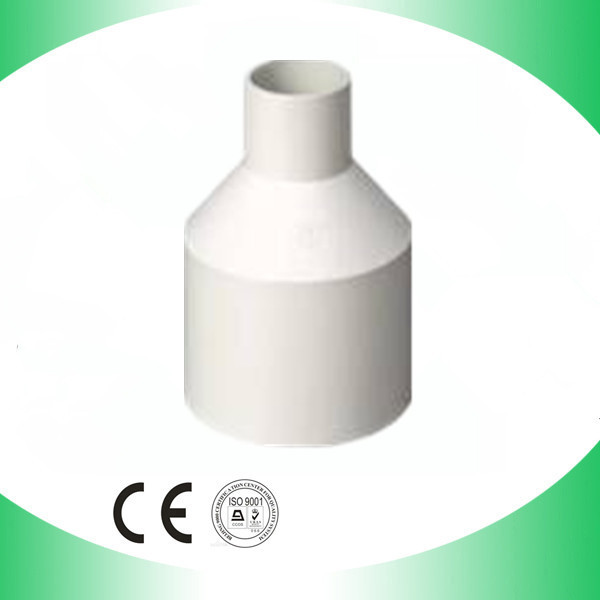 ASTM D2466 OEM pvc long reducing coupling