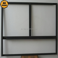 wholesale Aluminium frames for English printing traffic road signs