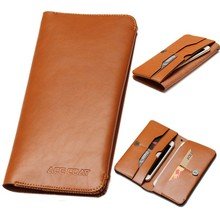 Alibaba China Supplier 5 inch Leather Case for oneplus x Wallet Case