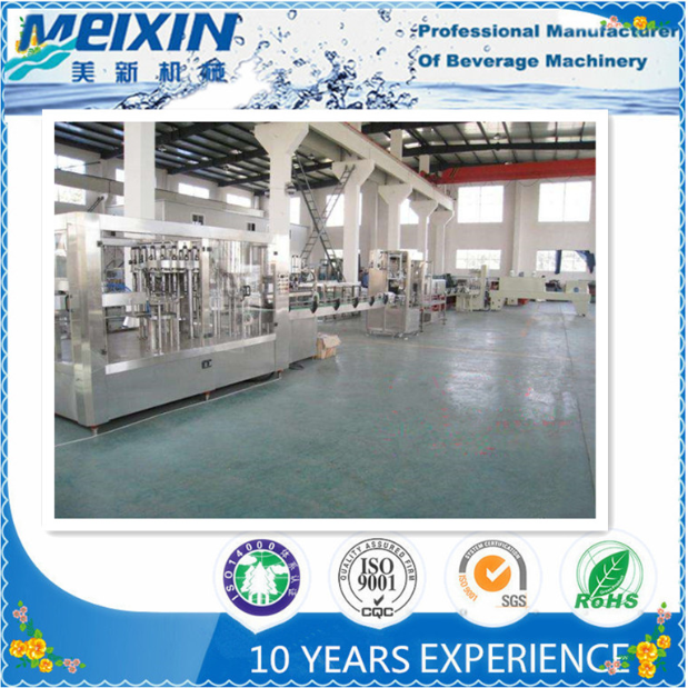 Bottle water filling machine/mineral water production line