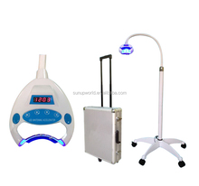 2017 hot sell Portable and Standing Dental Clinic Teeth Whitening Machine/Blanchiment des dents
