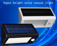 Solar Lights, Super Bright 32 LED Solar Powered Lights Outdoor Garden - Waterproof - Motion Sensor Security