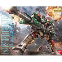 BanDai MG-156 GAT-X103 BUSTER GUNDAM--4000--177908 Anime Model