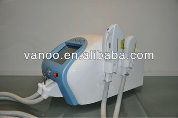 top quality IPL laser IPL SHR 2013 removal hair and skin care beauty machine