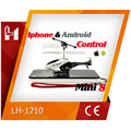 LH-1210 Phone Control Helicopter Toys Mini Infrared Control Helicopter for Christmas