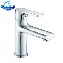 Bathroom Basin Faucet Hot & Cold Water Tap Made of Brass (1305C)