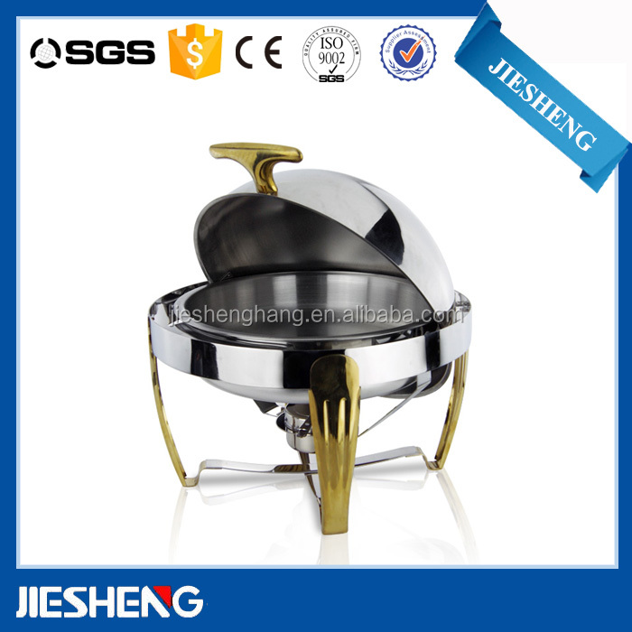 Luxury warming dishes buffet, Indonesia Luxury Chafing Dish