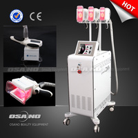 Beauty weight loss equipment cryo fat freezing belly fat freezing machine