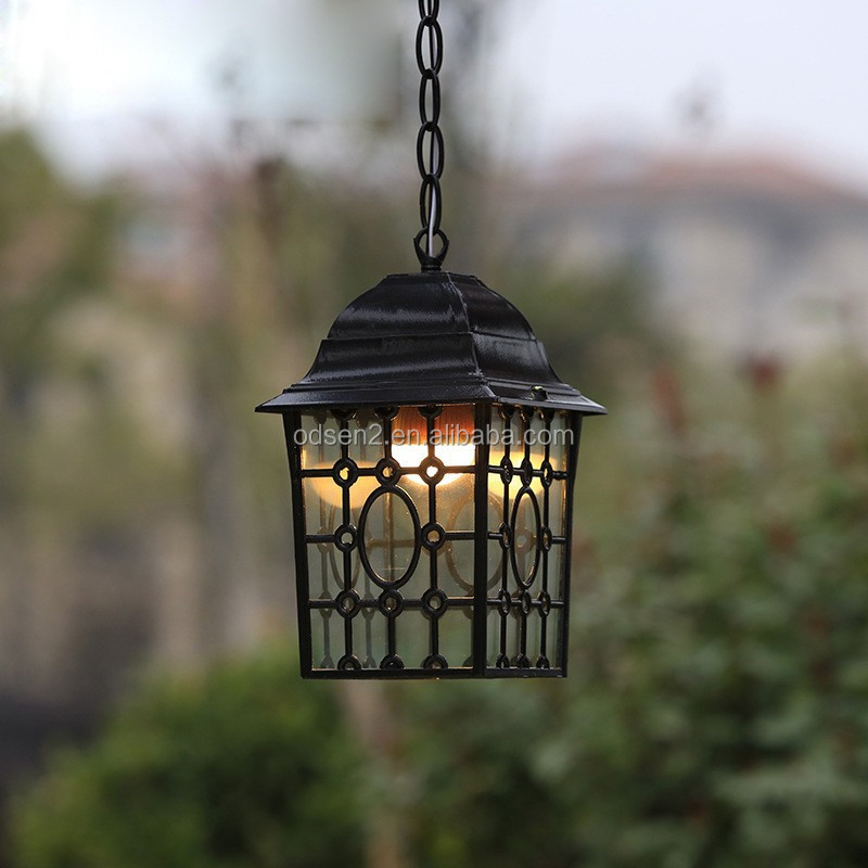 2015 zhongshan waterproof outdoor pendant light