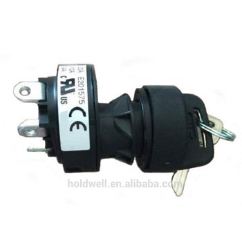 Key Switch for Aerial Lift JLG, GENIE, SKYJACK, CONDOR, GROVE, TEREX, SNORKEL, UPRIGHT, HAULOTTE