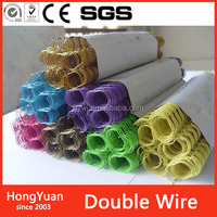 Other Office & School Supplies pastel red/blue/green /yellow Twin Loop Wire with customized carton