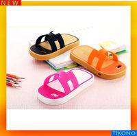 Top grade slipper rubber gel silicone case for iphone5,Cute Funny 3D silicon cartoon case for iphone 5