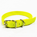 Factory Price Elastic Double Layers Nylon Material Dog Collars