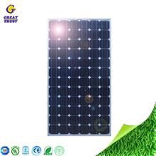 high efficiency a grade cell 5w-300w pv solar panel with CE certificate