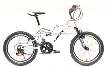 "Cheap MTB 20""Full Suspension Mountain Bike Fat Tire Bicycle SW-MTB-C12"
